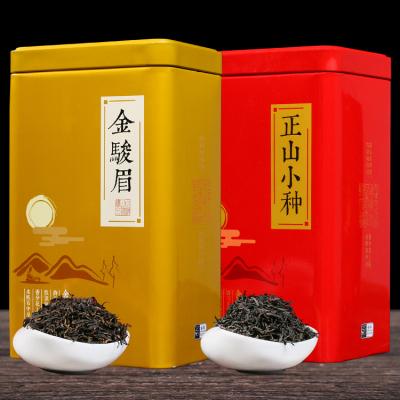 茶叶红茶 金骏眉正山小种茶叶250g/500g  罐装礼盒装茶叶