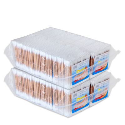 【500-2000只装】优质双头棉签 多规格可选 一次性化妆棉棒棉签